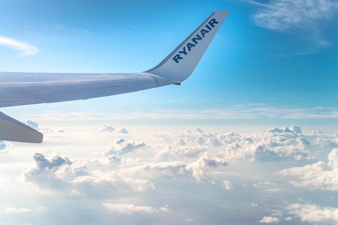 Volo Ryanair da Perugia a Cagliari