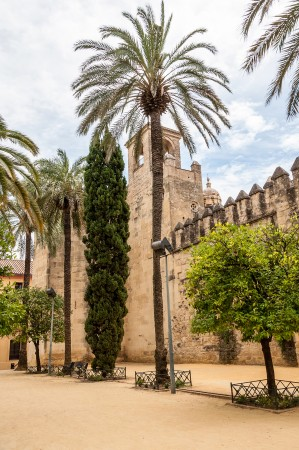 Fortezza dei Re cristiani (Alcazar de los reyes cristianos)