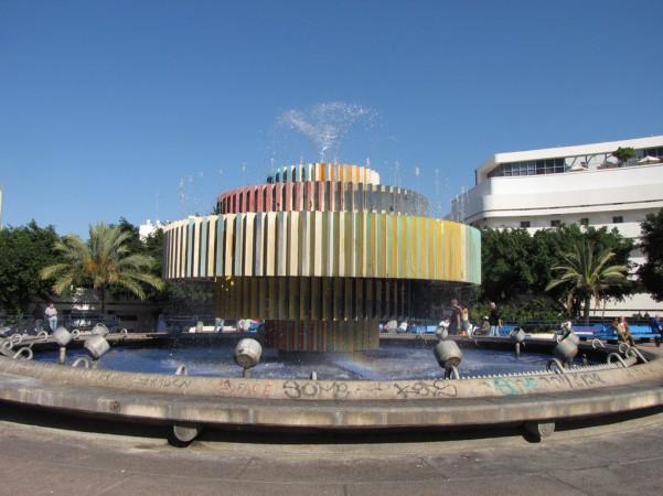 Piazza Dizengoff