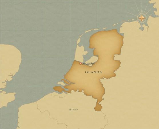 00 AMSTERDAM MAP
