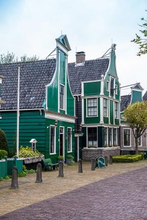Mulini a vento di Zaanse Schans
