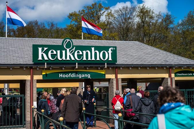 Il parco di  Keukenhof