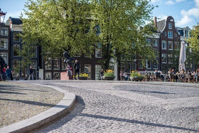 Strade di Amsterdam