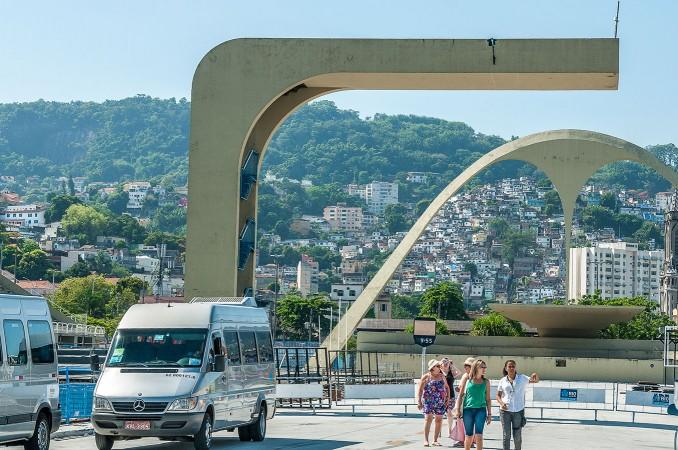 Sambodromo di Rio de Janeiro