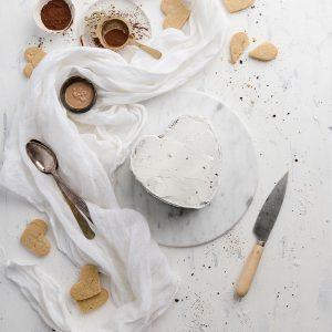 torta san valentino al cioccolato