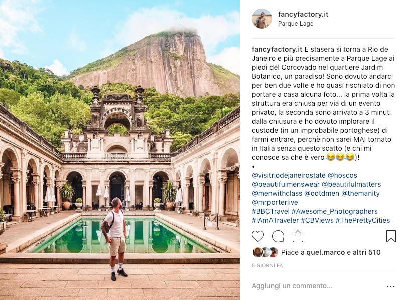 posti più instagrammabili di Rio de Janeiro