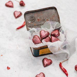 cioccolatini al peperoncino fancy factory alessandro zaccaro