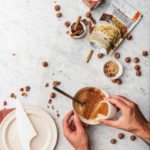 Cioccolatini Cannella e Nocciola by Fancy Factory Alessandro Zaccaro