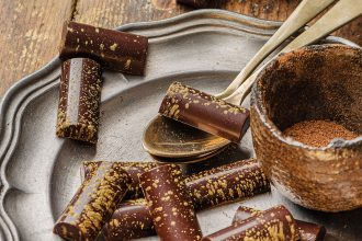 Cioccolatini Gianduia e Noce Moscata by Fancy Factory di Alessandro Zaccaro